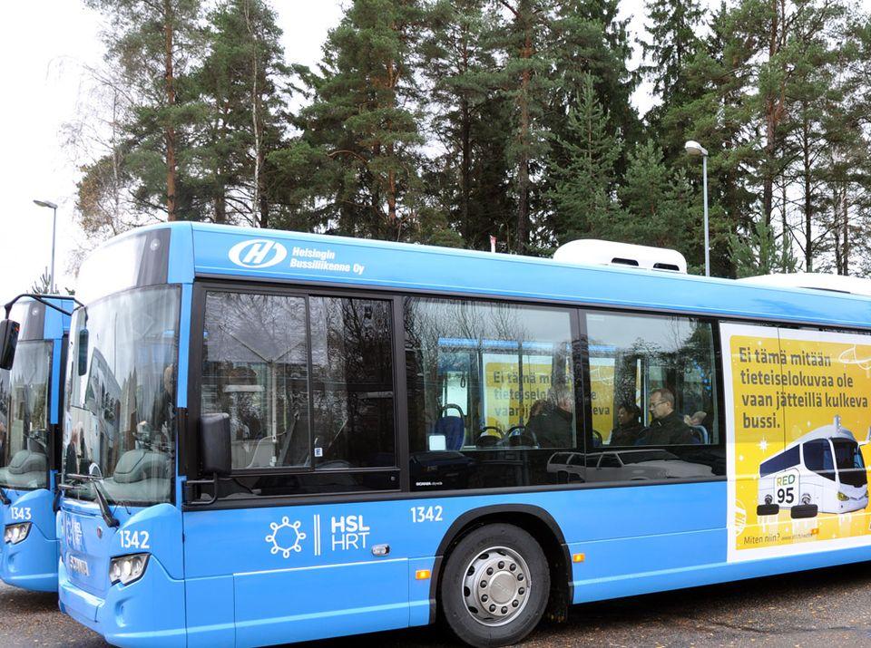 Helsinki public transport outstrips competition in European survey | Yle Uutiset | yle.fi