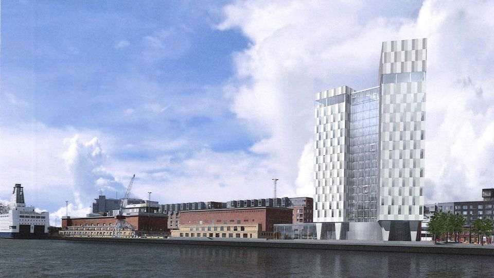 Tower Hotel Construction Gets Approval In Helsinki Yle