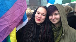 Video: Kiia Koskinen ja Oona Vihavainen puhkesivat kyyneliin tuloksen selvittyä.