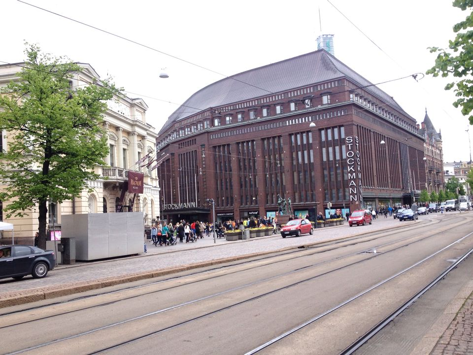 Stockmann Tampere Laukut : Surprise profit for stockmann in second quarter yle