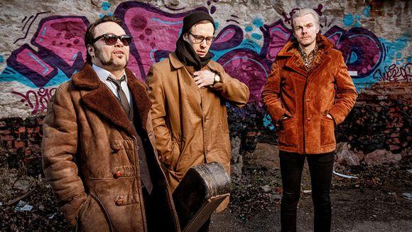 Video: White Knuckles Trio matkalla bluesmusiikin synnyinmaille