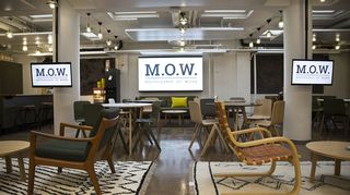 M.O.W.-talon kahviotila