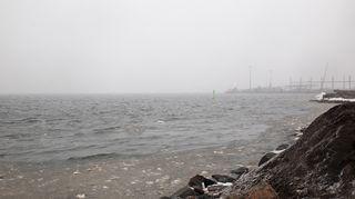 Talvinen meri