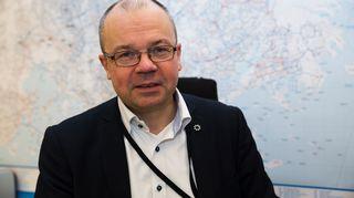 HSL:n joukkoliikenneosaston johtaja Tero Anttila