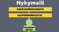 Helsingin nykyinen johtamismalli