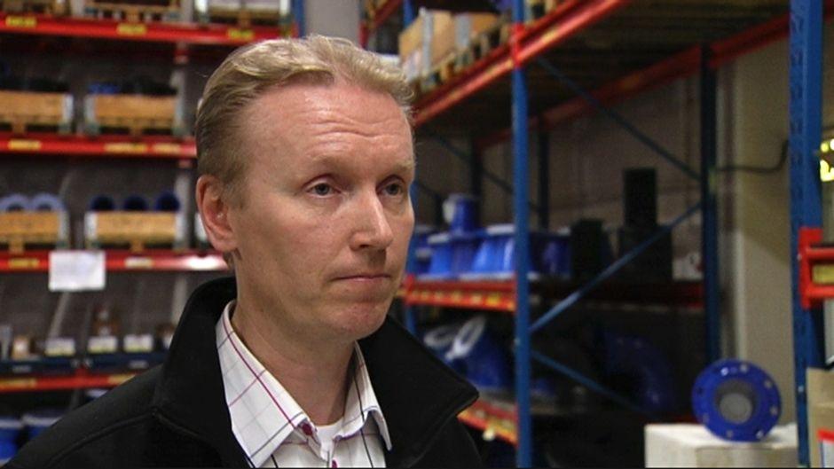 Sami Sillstén aluejohtaja HSY