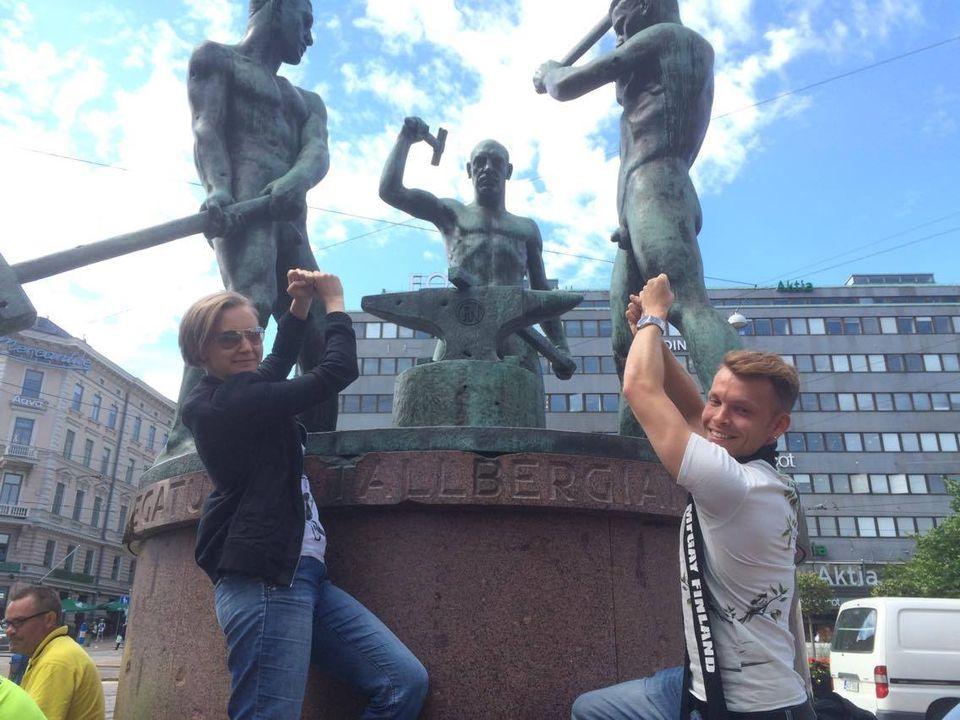 työ helsingissä Tampere