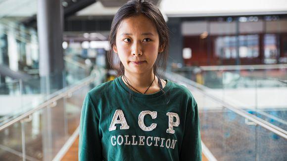 Kiinalainen Bao Mu on toinen ensimmäisistä opiskelijoista, jotka maksavat Suomessa opiskelustaan lukukausimaksuja.