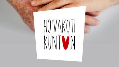 Hoivakoti kuntoon -kampanjan logo