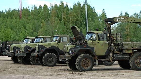 Armeijan ylijäämä kulkuneuvot