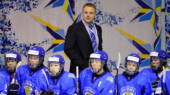 Tyttöjen alle 18-vuotiaiden MM-turnaus pelataan Heinolassa