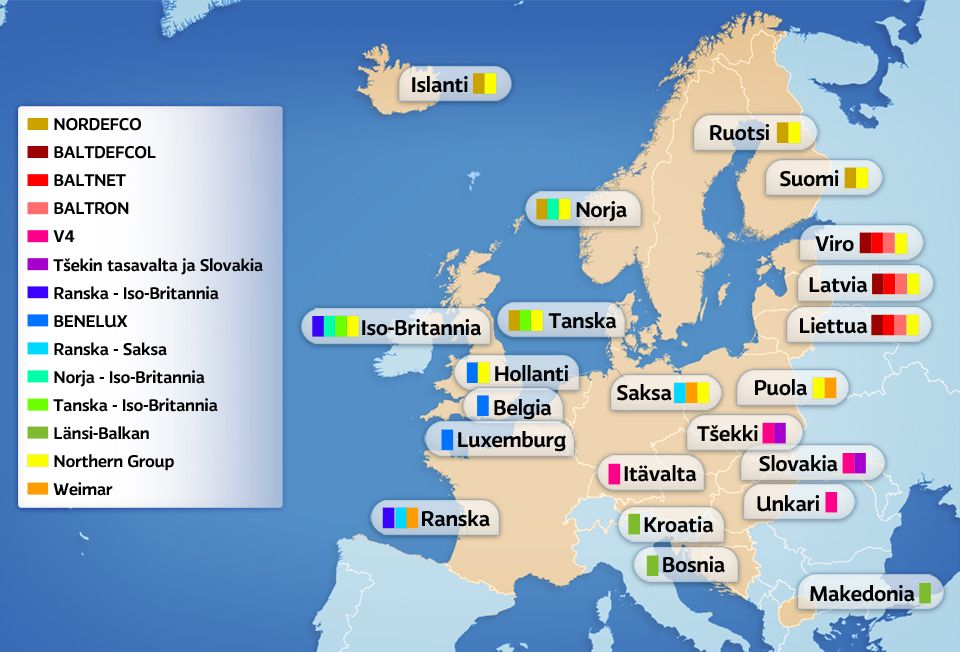 Euroopan Maat