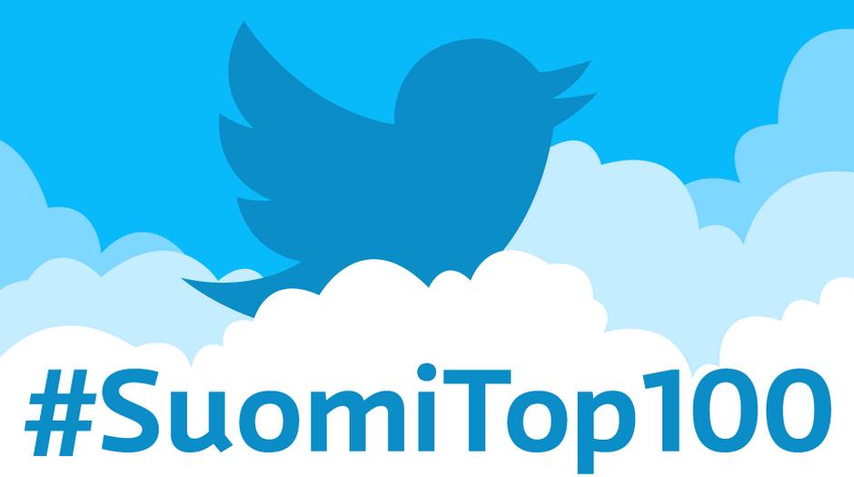 Twitter ja #SuomiTop100-ilmiö