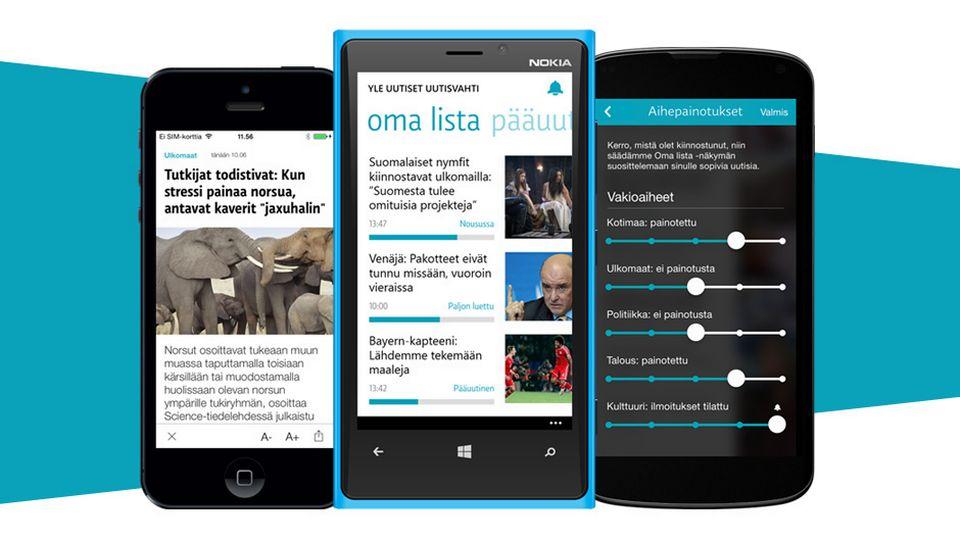 sovellukset android Turku