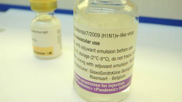 Rokotepullo A(H1N1)v