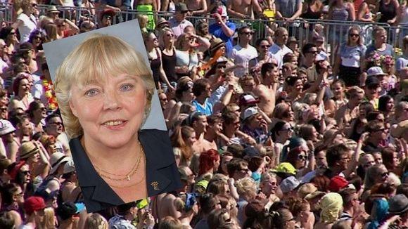 Audio: Kaupunginvaltuutettu Marjatta Räty.
