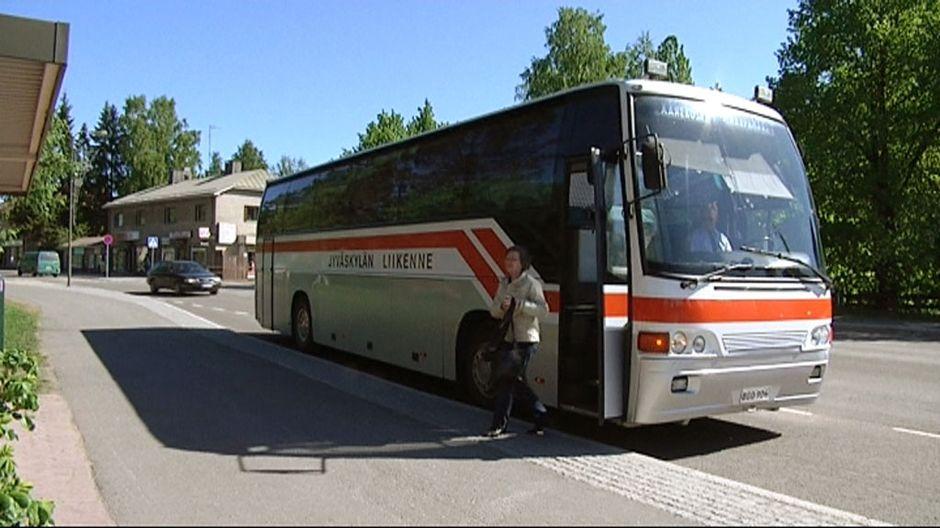 jyväskylä bussi Salo