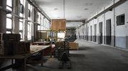 Kankaan tehtaan vanha pergamenttihalli.
