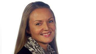 Toimittaja Marika Paaso