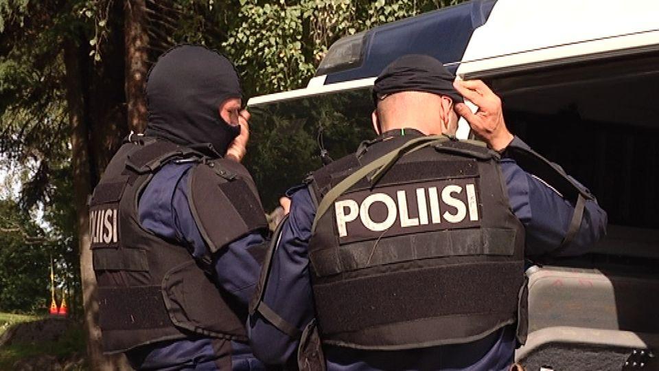 Poliisi Kuusamo