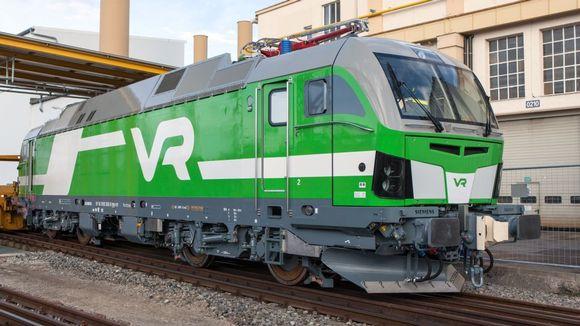 Äänekosken sellujunia tulevat vetämään Siemensin valmistamat uudet Vectron-sähköveturit.