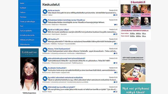 Suomi24-kanavalla sana on edelleen vapaa nimimerkin takaa.