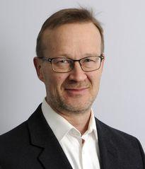 Terveydenhuollon maisteri Juhani Multanen.