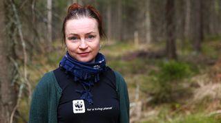 Metsäasiantuntija Annukka Valkeapää
