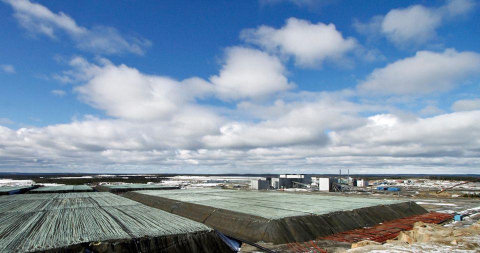 talvivaaran kaivos työpaikat Virrat