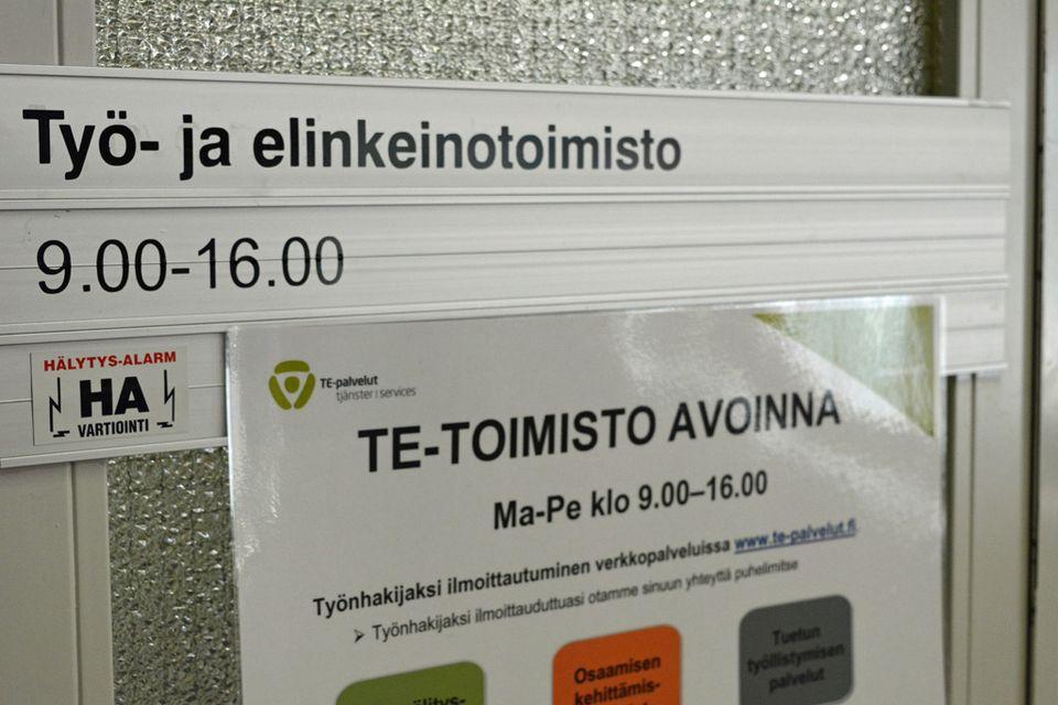 Keskustele tai kysy: Miten työtön saa palvelua TE-toimistossa? | Yle Uutiset | yle.fi
