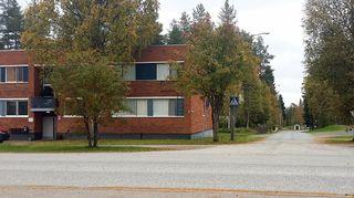 Otanmäessä Kajaanissa sijaitseva vastaanottokeskus.