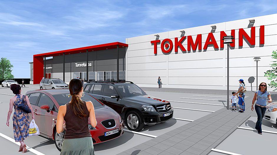 Tampere Tokmanni