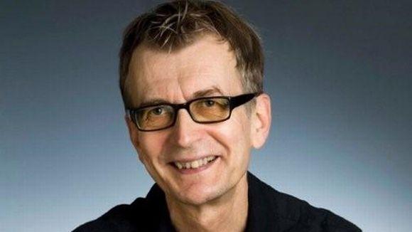 Toiminnanjohtaja, koulutuspäällikkö Jussi Nissinen Sexpo Säätiöstä.