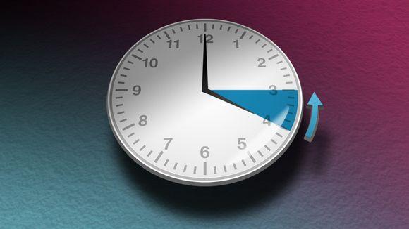 Kellot siirtyvät talviaikaan ensi yönä klo 4.00.