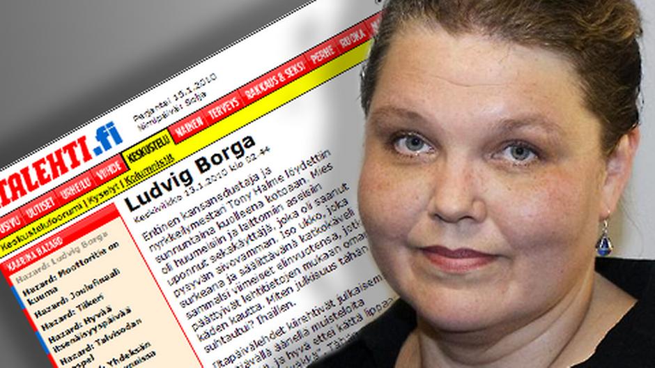 Iltalehti Cited for Halme Column   Yle Uutiset   yle.fi