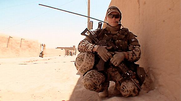 Afganistan Rauhanturvaaja