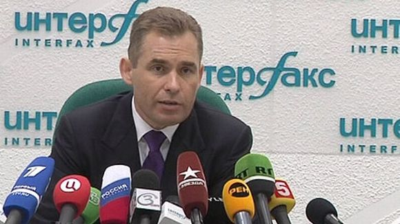 Astakhov at press conference