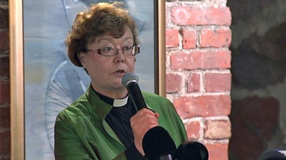 Helsigin piispa Irja Askola