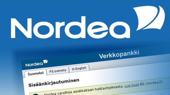 Verkkopankki Nordea.Fi