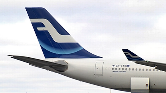 Finnair toivoo asiakkaiden siirtävän lentojaan | Yle Uutiset | yle.fi