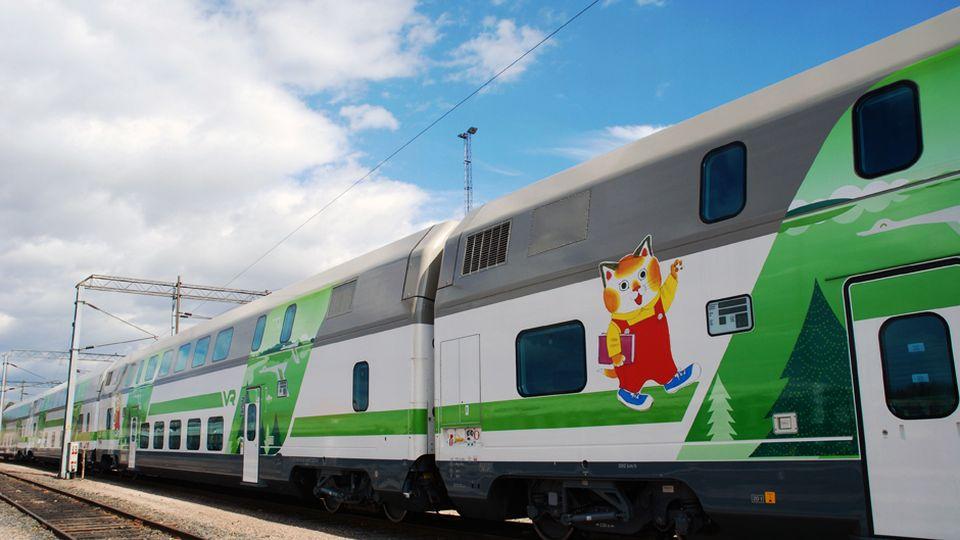 Helsinki trains delayed | Yle Uutiset | yle.fi