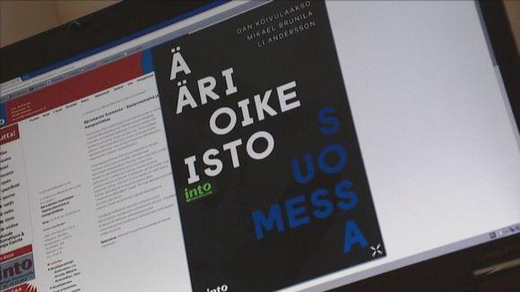 Äärioikeisto Suomessa Koivulaakso tietokirja