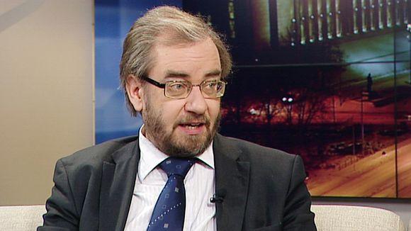 Video: Professori Jaakko Hämeen-Anttila Aamu-tv:n vieraana 4. joulukuuta 2012.