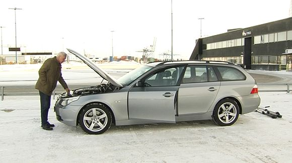 Video: Jukka Kilpiö ja Saksasta ostettu BMW.