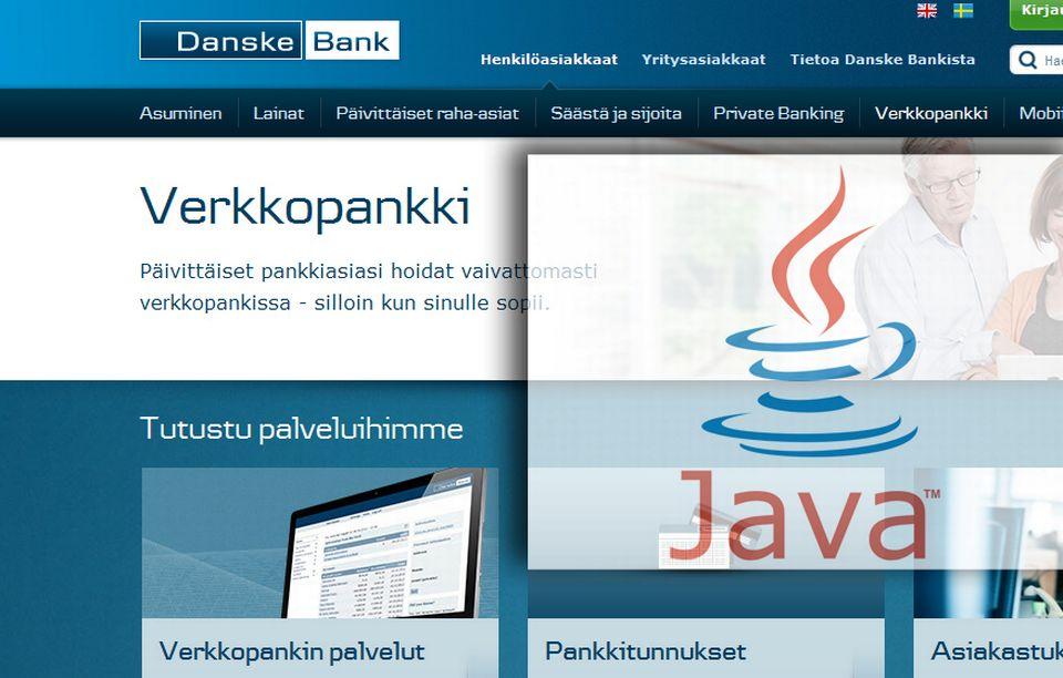 Www.Danske Bank Verkkopankki