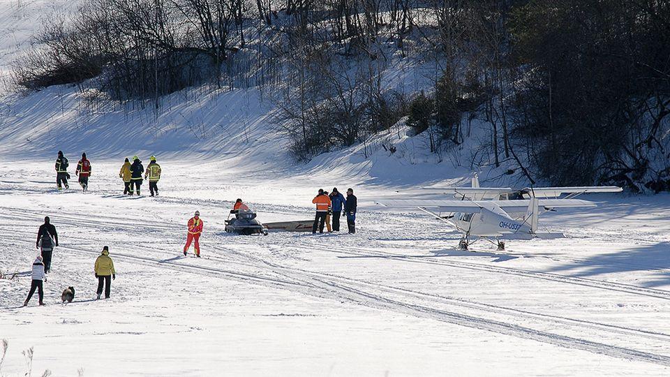 Turku Onnettomuus