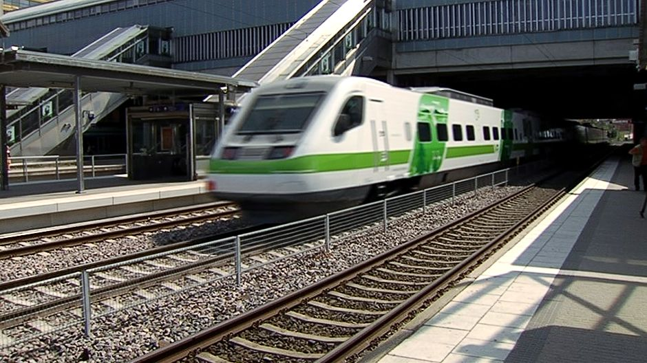VR: Express rail connection between Helsinki and Turku in March | Yle Uutiset | yle.fi