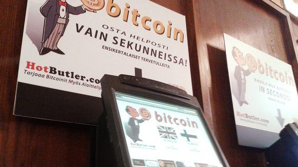 Bitcoin-automaatti