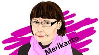 Tiina Merikanto Näkökulma-kuva piirros