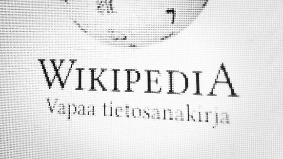 Wikipedia suomenkielinen tunnus